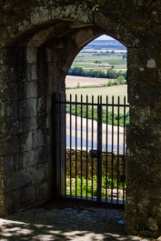The Portas do Sol