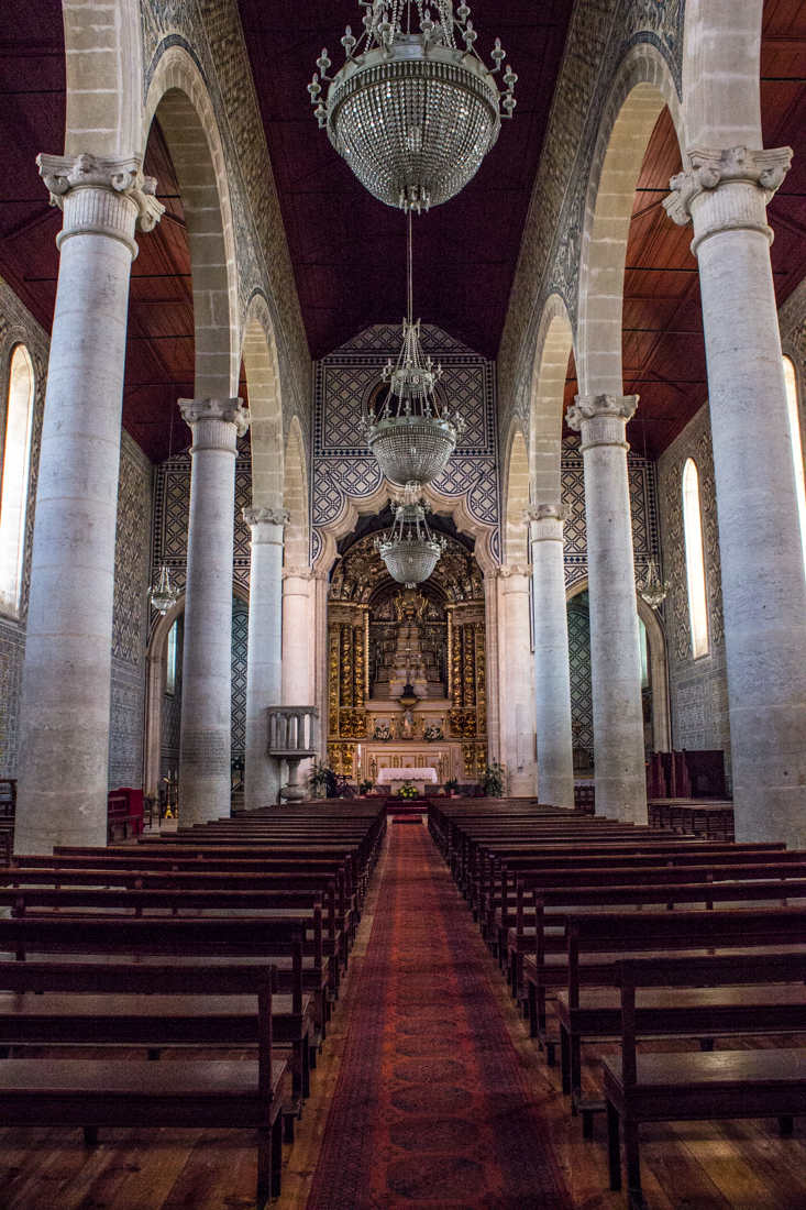 The Church of Santa Maria de Marvila