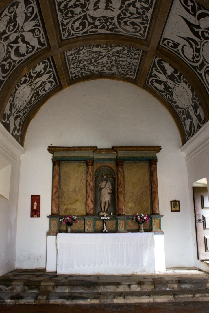The Chapel of St John the Baptist