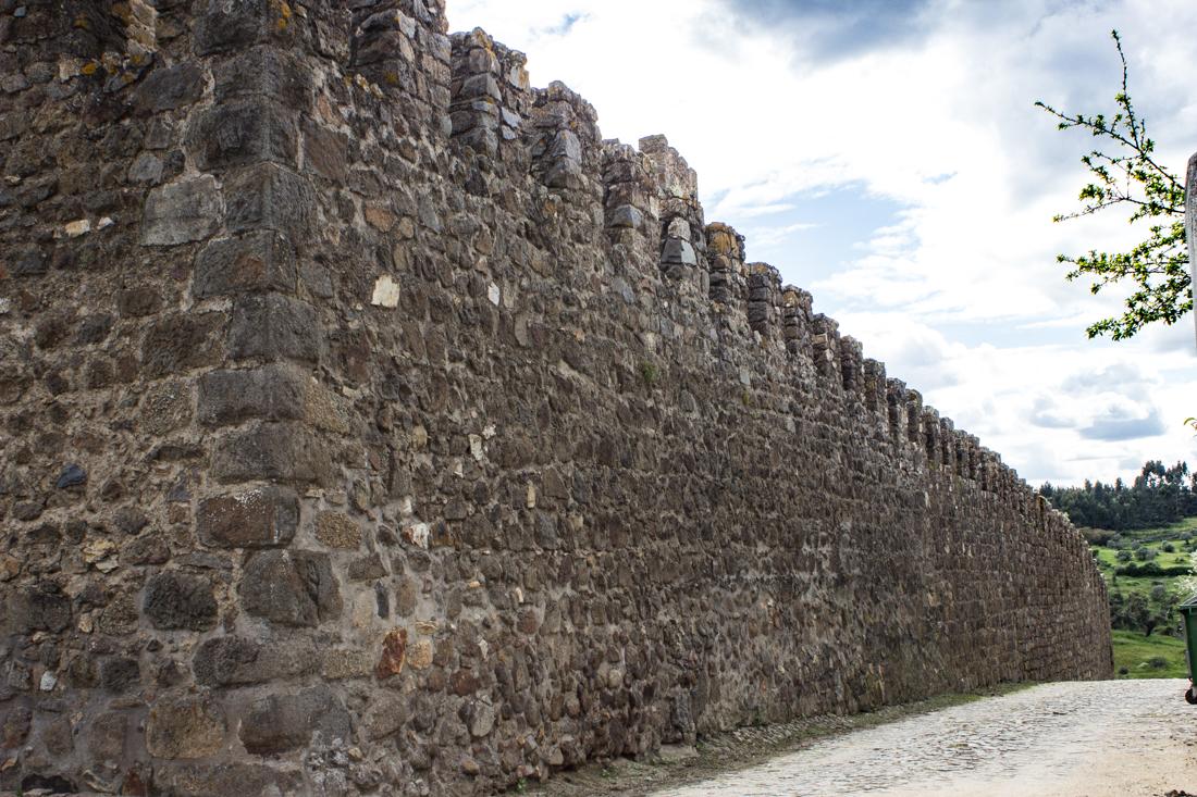 Amiera Castle Wall