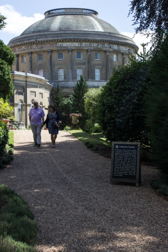 The West Wing of Ickworth House