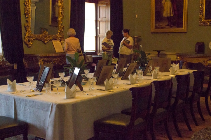 The Dining Room, Ickworth House