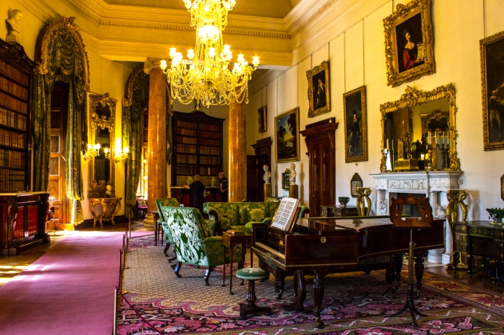 The Library, Ickworth House
