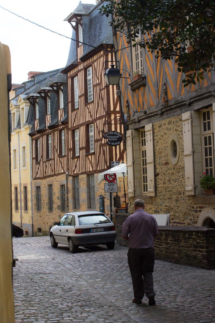 Rue de la Psalette, Rennes