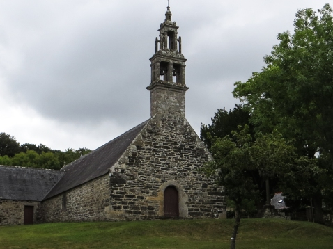 The Chapel of St Guenole