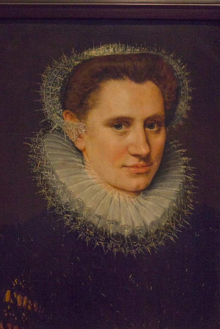 Portrait of a Woman, Adriaen Thomasz Key (c.1544-c.90)