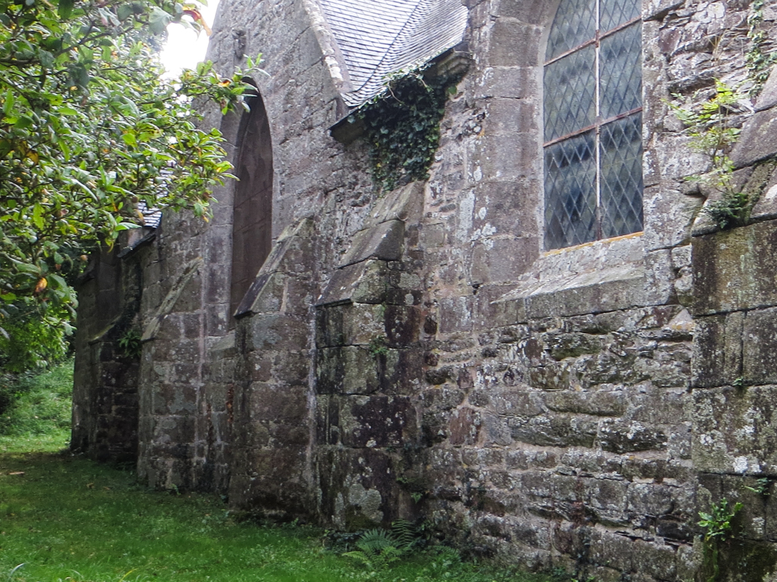 The Chapel of Ste Barbe, Ploeven
