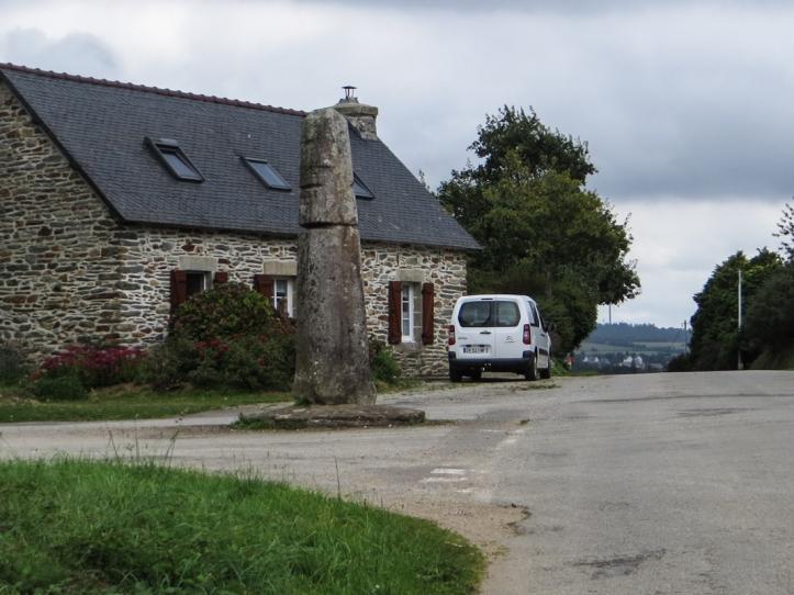 The Fuseau de Ste Barbe at Kerlaoueret
