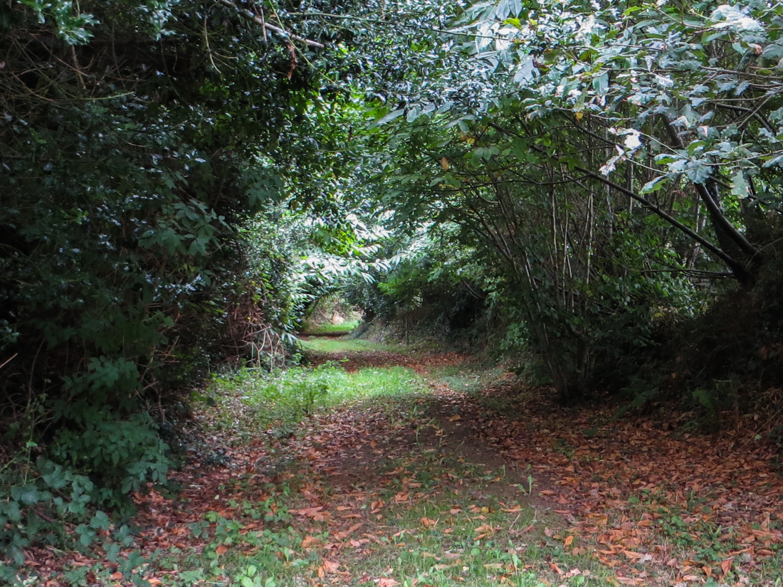The Roman Road at Kerlaoueret