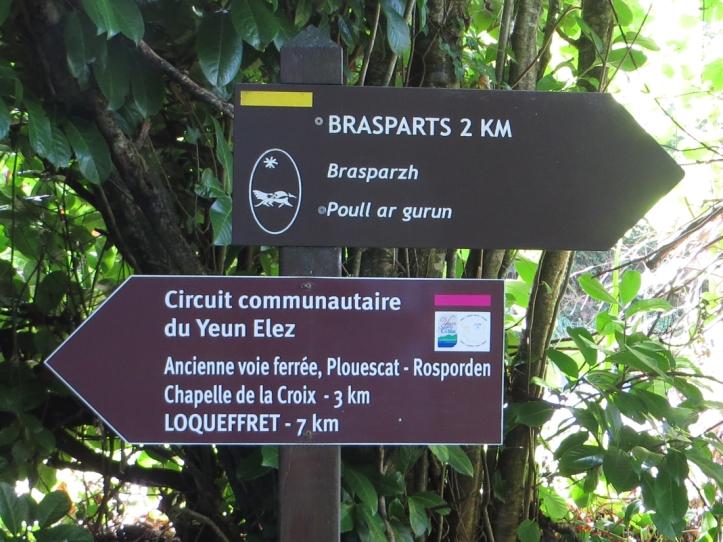 Walk around Brasparts