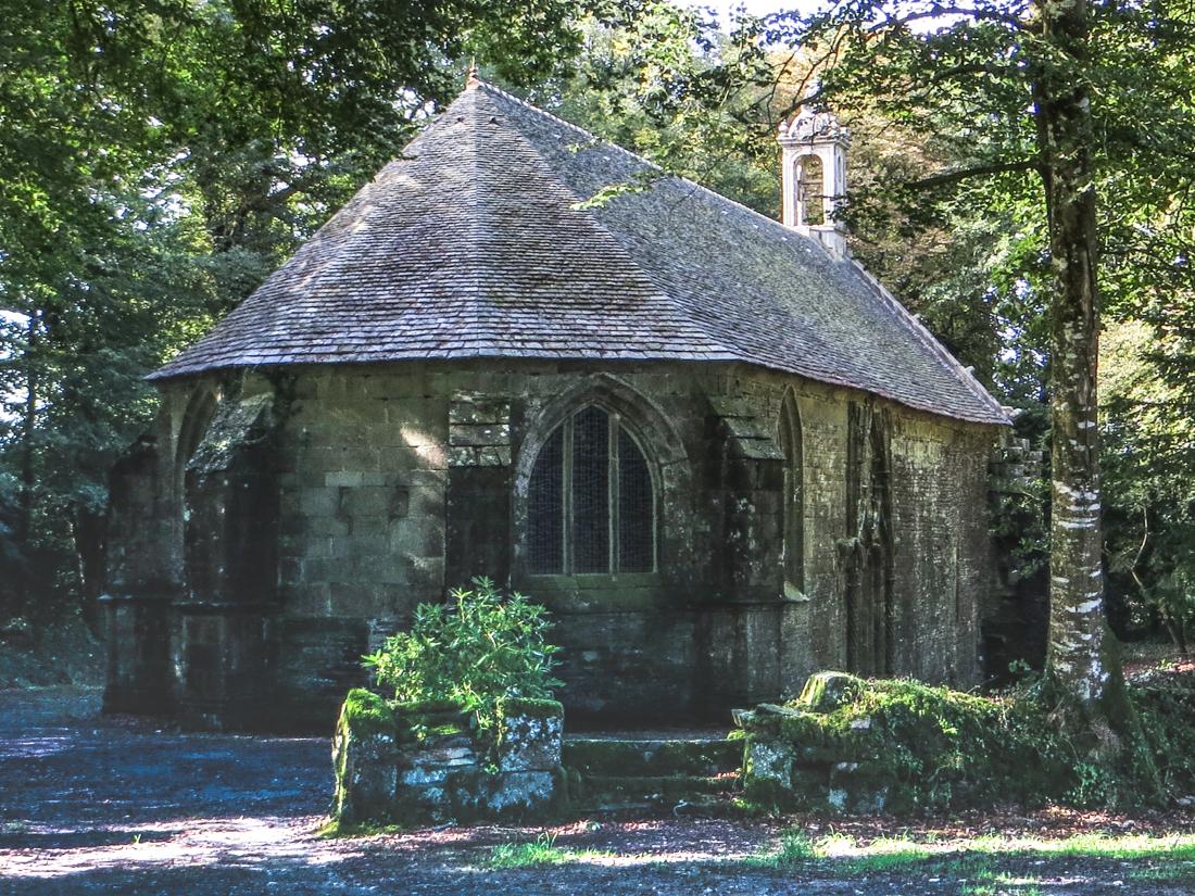 La Chapelle de la Croix, Loqueffret