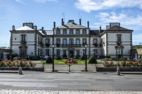 Napoleonic Town Hall, Pontivy