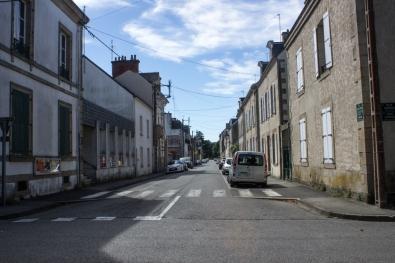 Straight, Napoleonic streets