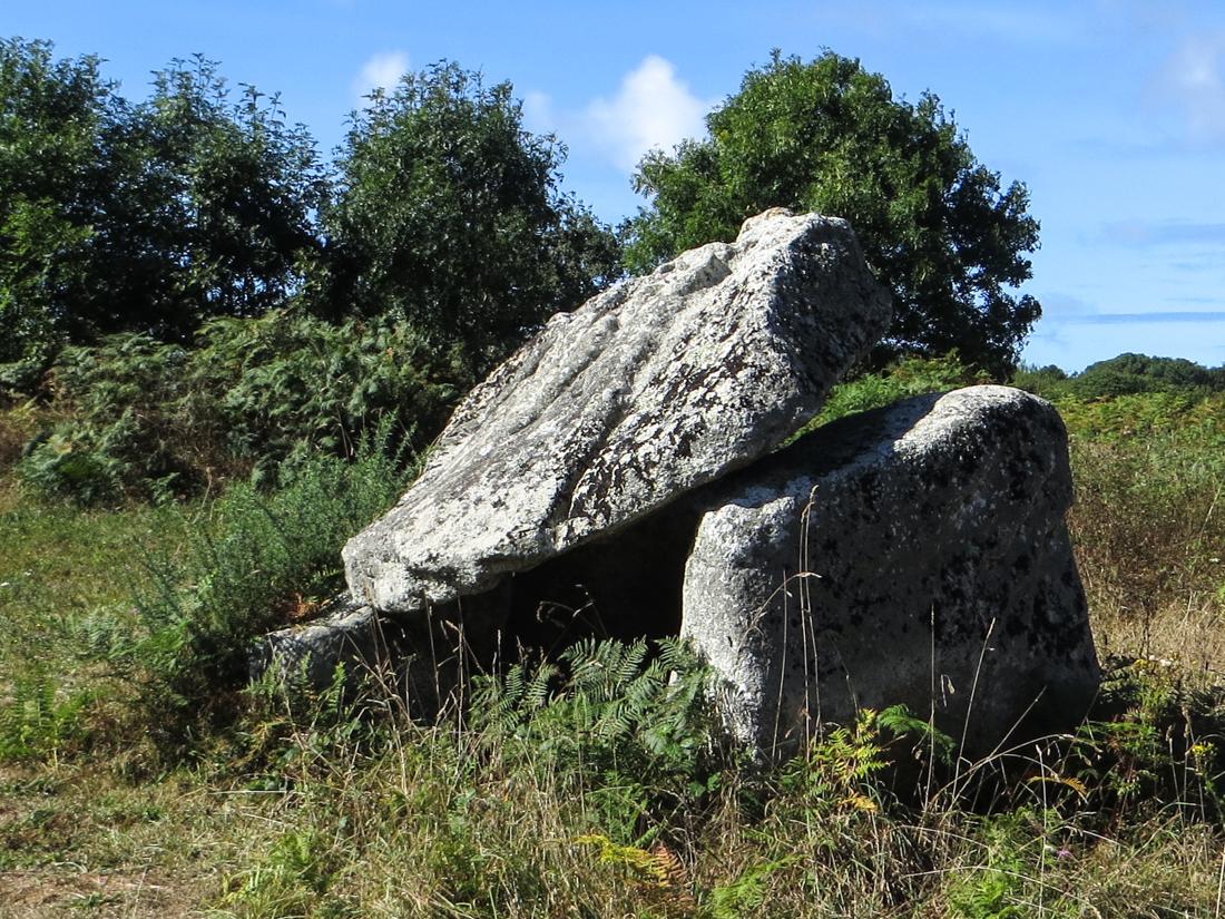 Dolmen de Kervignon