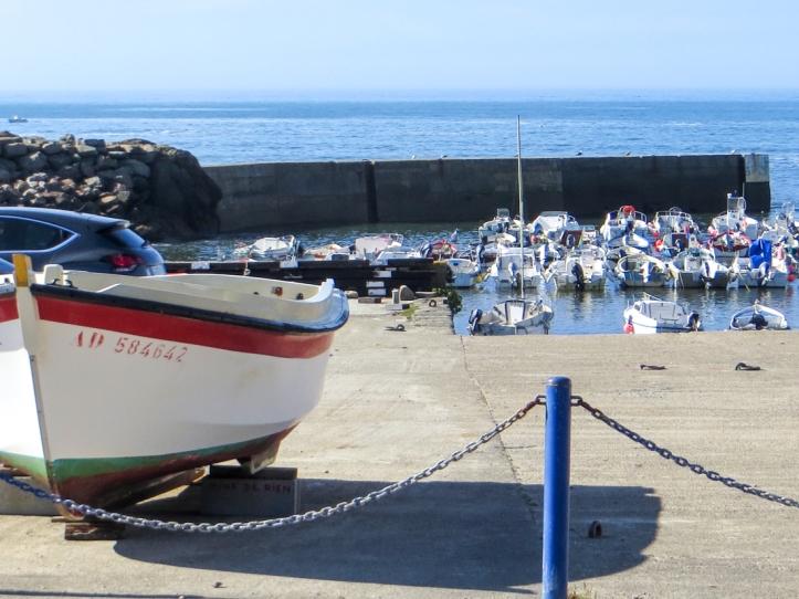 Pors Poulhan harbour