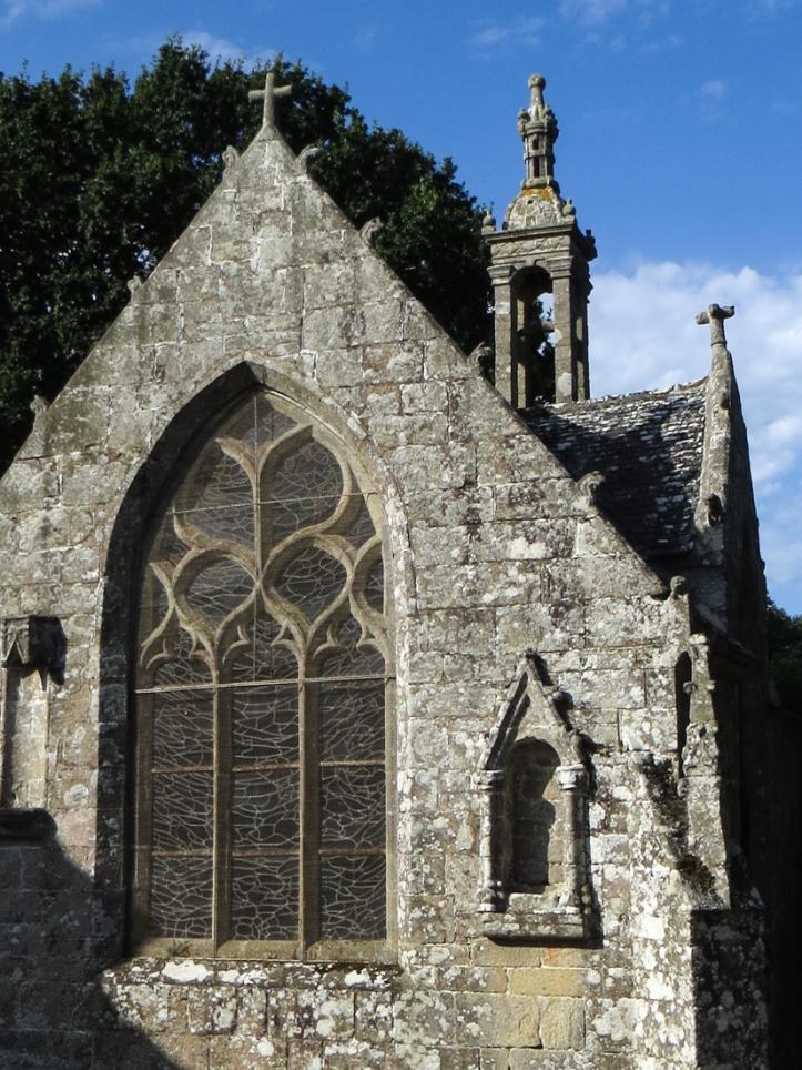 The Chapel of Notre Dame de Bonne Nouvelle, Locronan