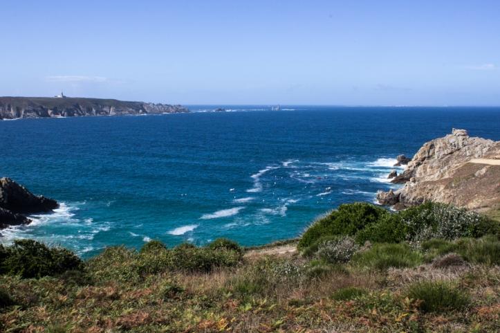 Bay of the Dead, Cap Sizun, looking towards the Pointe du Raz