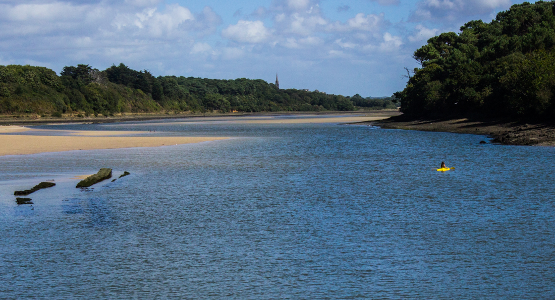 The Goyen River