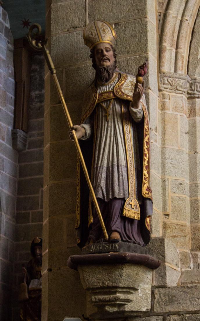Notre Dame de Roscudon, Pont Croix
