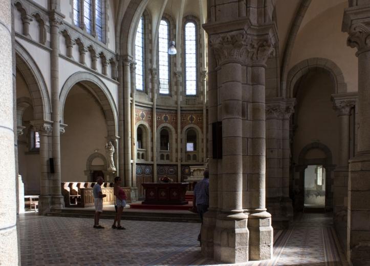 The Chapel of St Vincent, Pont Croix