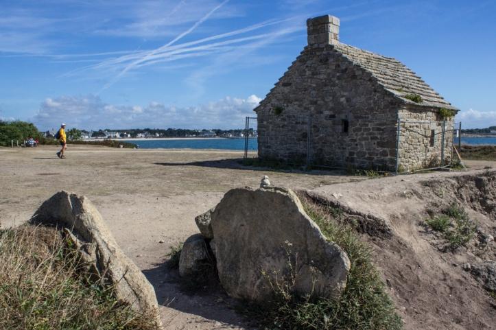 The Customs Post, Pointe de Combrit