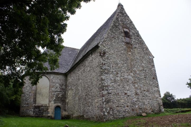 The Chapel of Loc Ildut