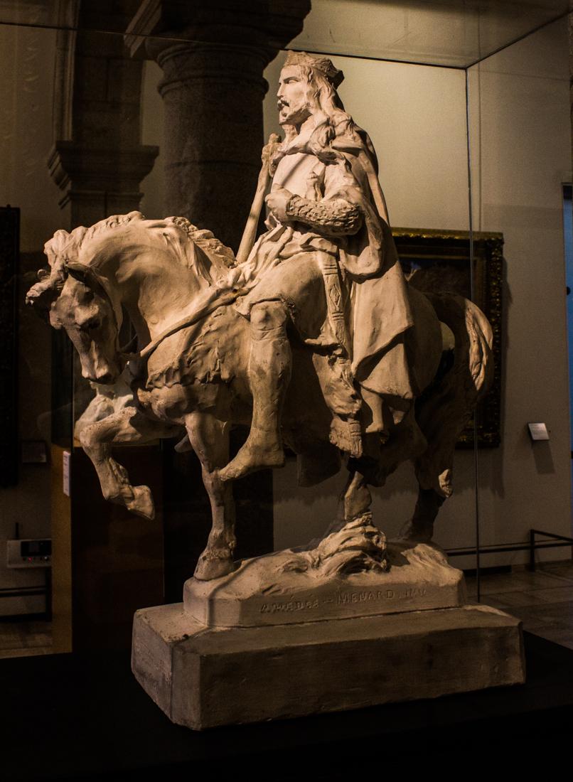 King Gradlon, Quimper Fine Arts Museum
