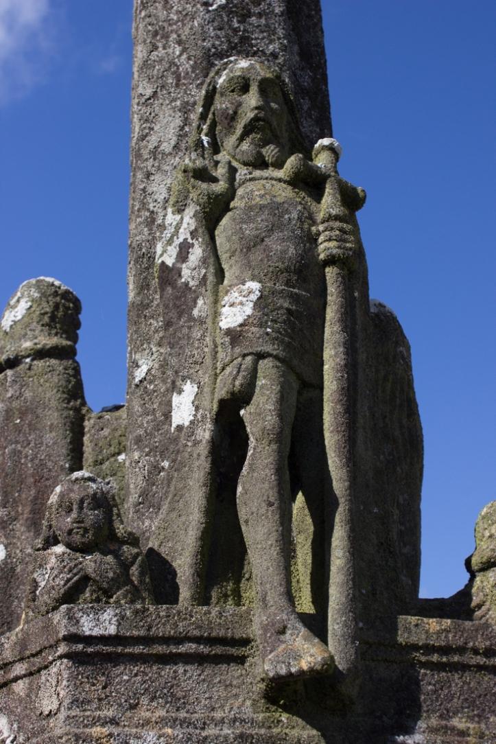 The Resurrection on the Calvary at Brennilis