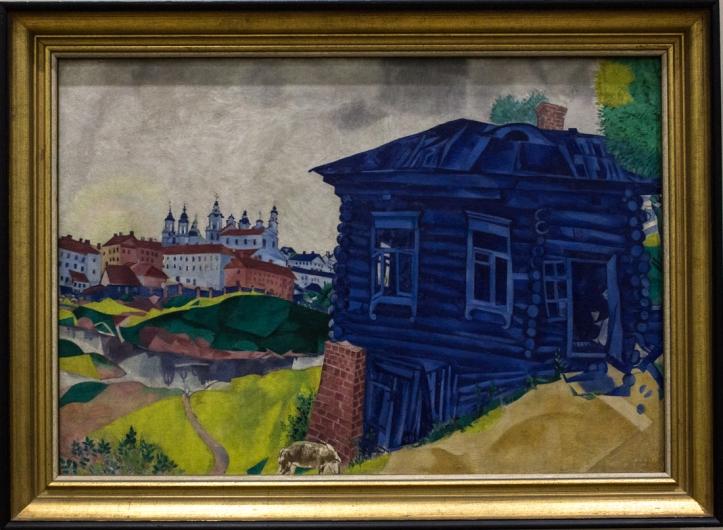 La Maison Bleu (1917)