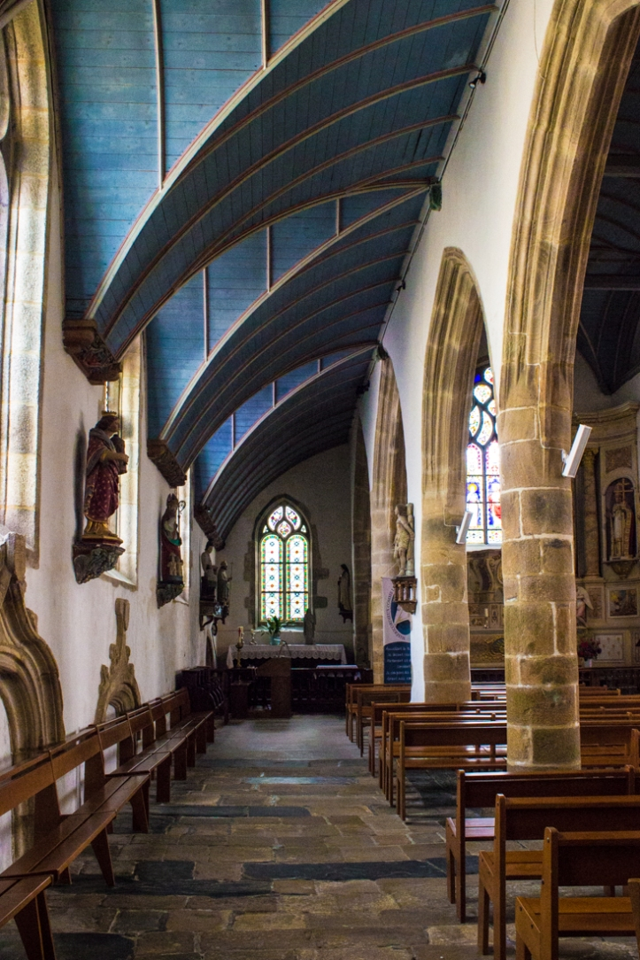 The Church of St Thomas of Canterbury, Landerneau