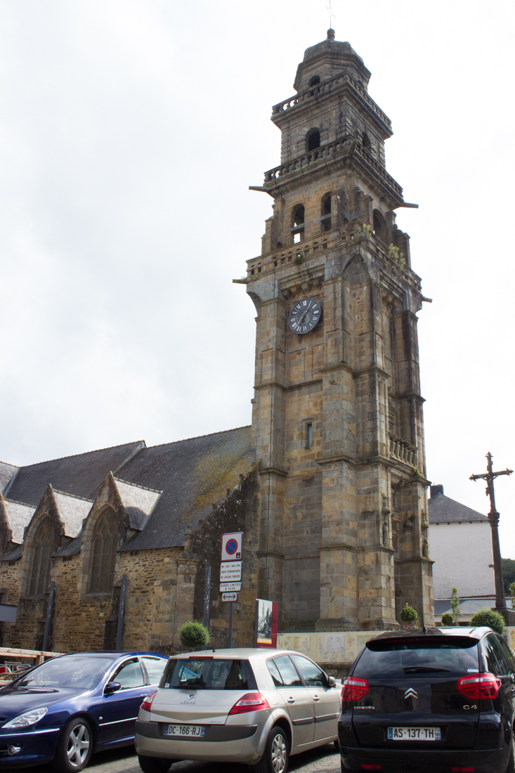 The Church of St Thomas of Canterbury, Landerneau