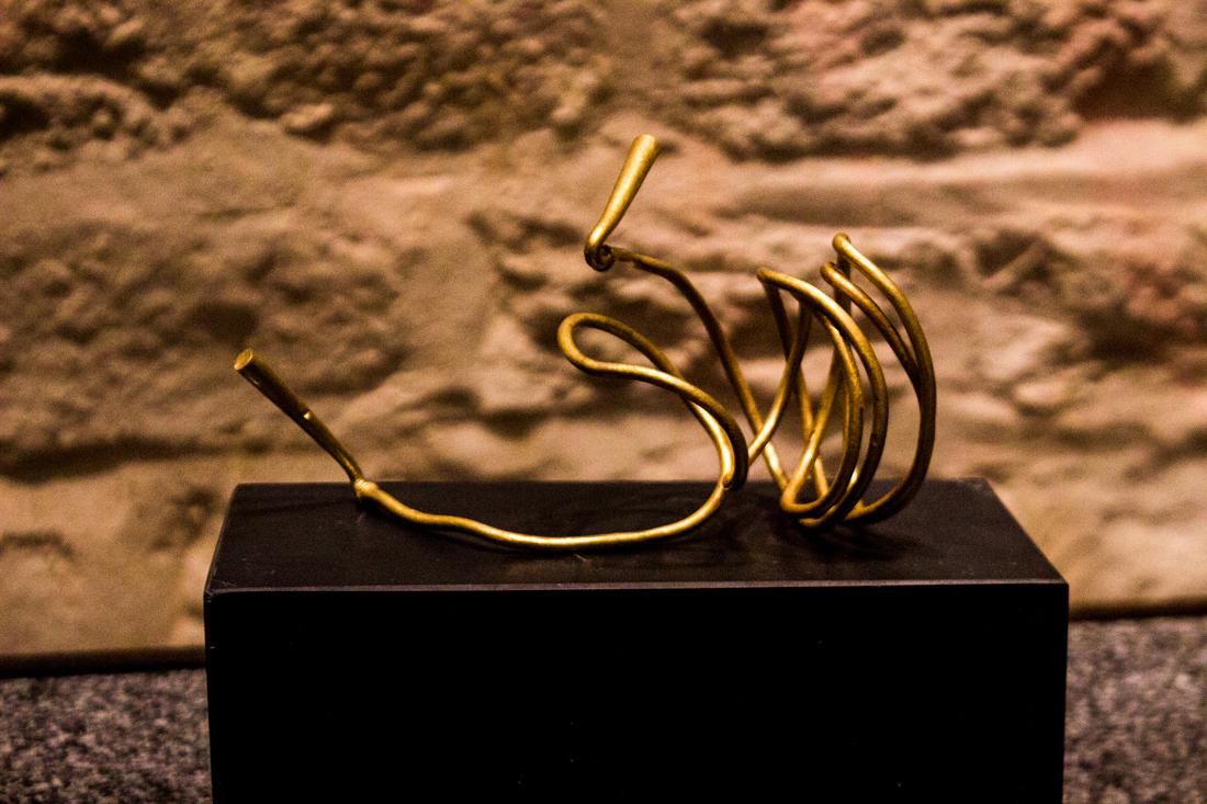 Bronze age jewellery
