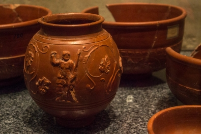 Gallo-Romanic vases