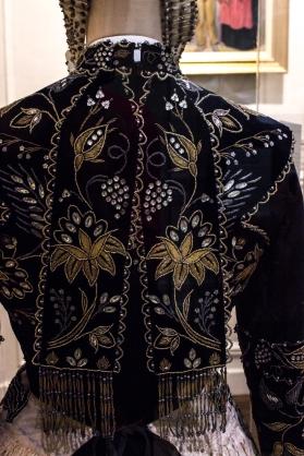Traditional Breton Festival clothing