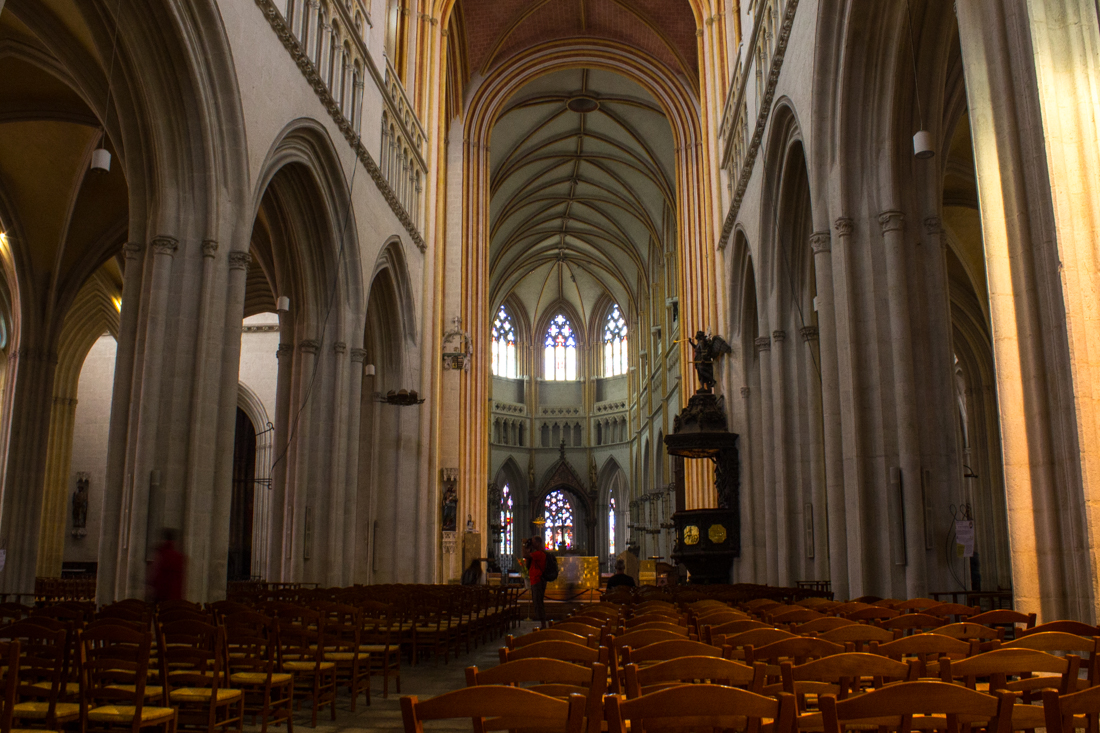 Cathedral of St Corentin