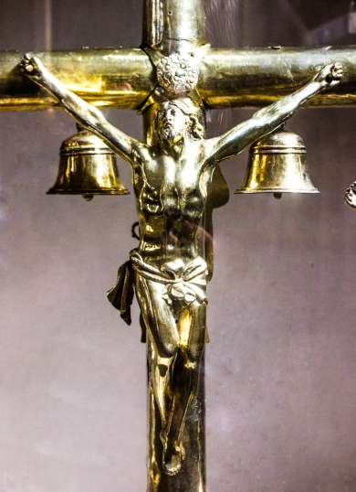 Treasure in the Church of St Thomas, Benodet