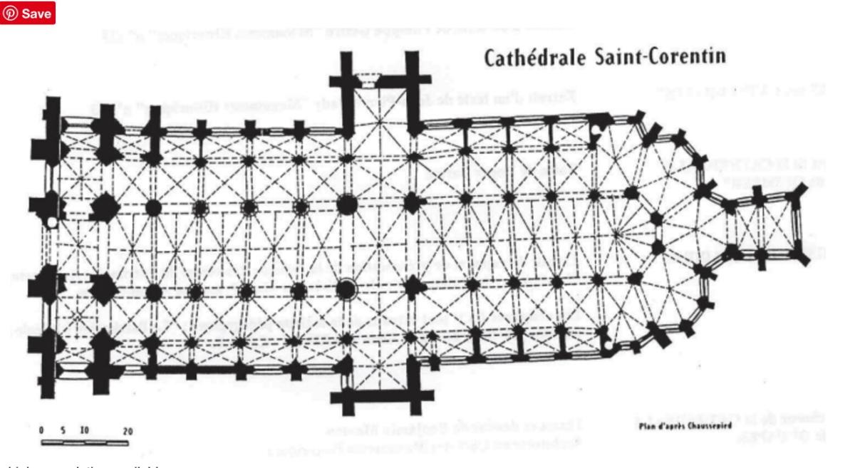 plan-of-quimper-cathedral (https://commons.wikimedia.org/wiki/File:Plan_de_la_cath%C3%A9drale_de_Quimper_par_Chaussepied.png)