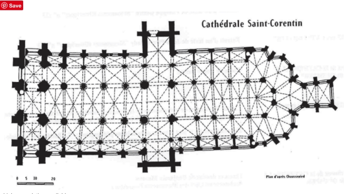 plan-of-quimper-cathedral (https://commons.wikimedia.org/wiki/File:Plan_de_la_cath%C3%A9drale_de_Quimper_par_Chaussepied.png)
