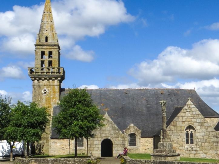 Church of Le Cloitre St Thegonnec