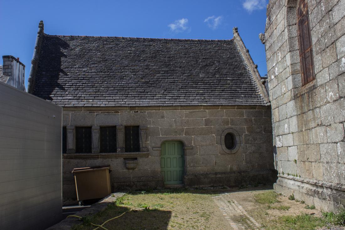 The Ossuary of St Pierre, Pleyber Christ