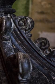 The Font in Notre Dame Le Cloitre St Thegonnec
