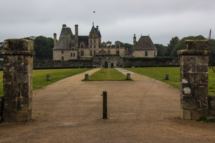The Chateau of Kerjean