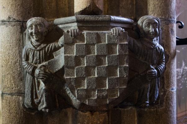 The Kreisker Chapel, St Pol de Leon