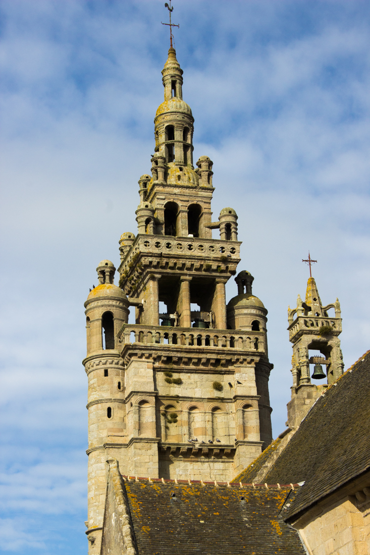 The Bell Towers of Notre Dame de Croas Batz