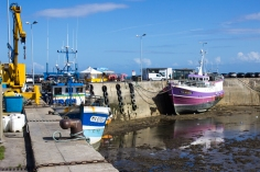 The Old Port Roscoff