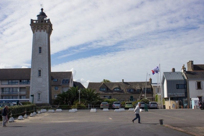 The Lighthouse, Roscoff