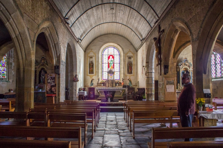 Church of St Pierre & St Paul, Argol
