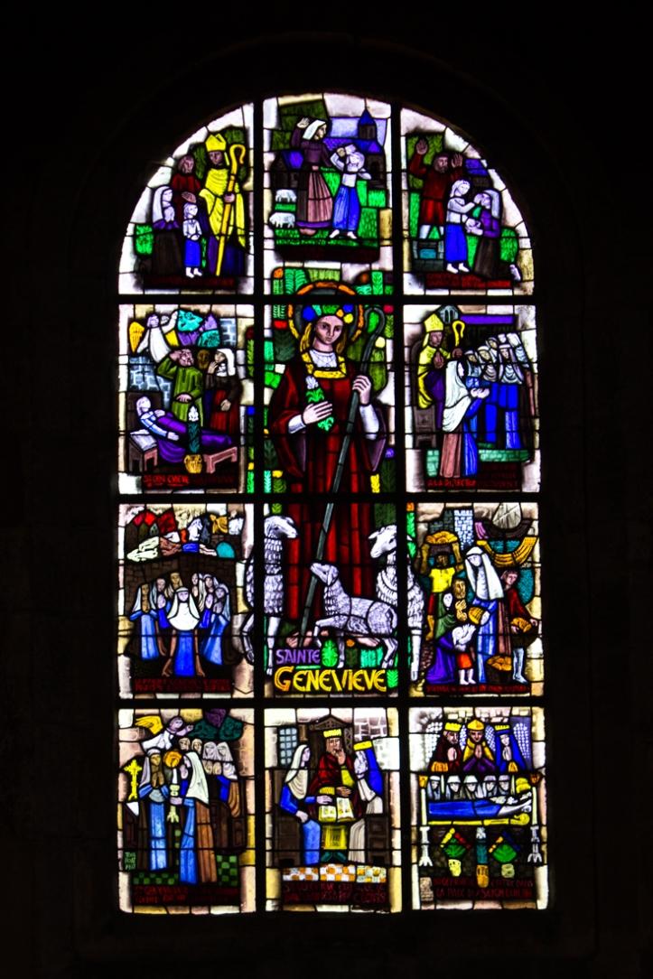 The church of St Pierre & St Paul, Argol