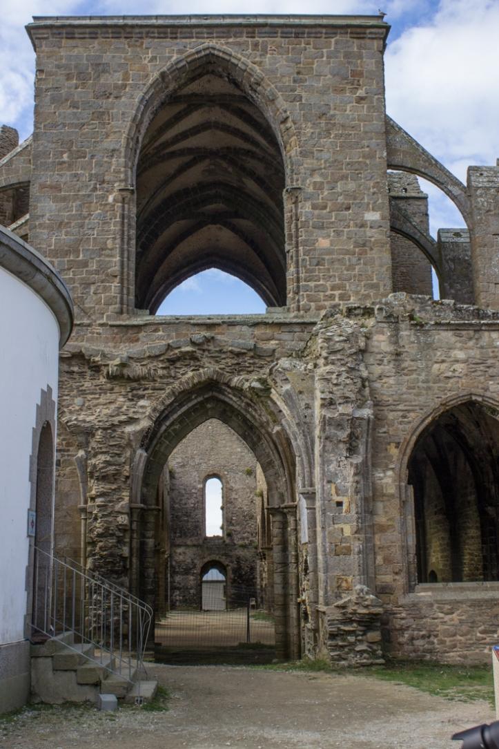 Abbaye de St Mathieu