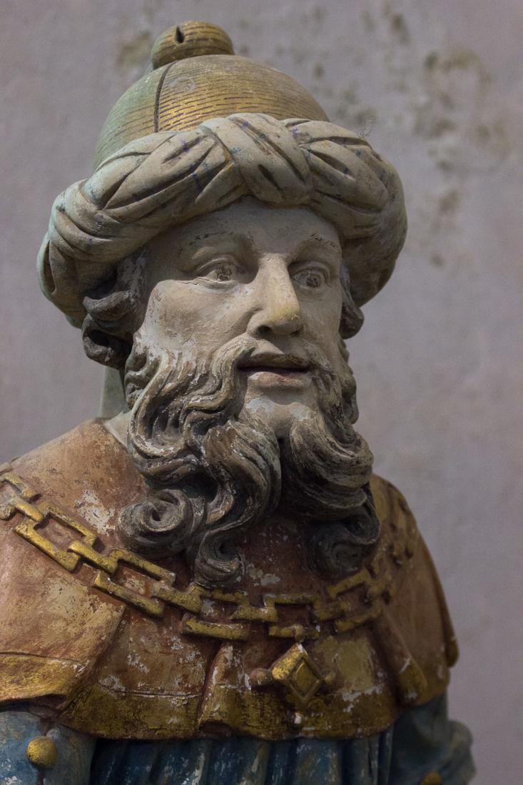 Nicodemus, Notre Dame de Lampaul-Guimiliau